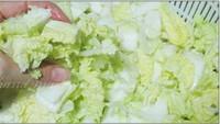 蒜蒸白菜的做法圖解2