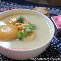 鮮果黃豆魚尾湯