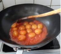 菠蘿醬汁咕嚕土豆球的做法圖解17
