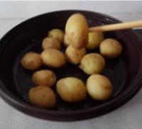 菠蘿醬汁咕嚕土豆球的做法圖解6