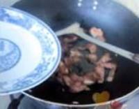 兒菜炒臘腸的做法圖解2