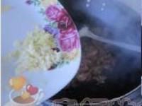 兒菜炒臘腸的做法圖解4