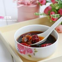 紅棗桂圓枸杞紅糖水
