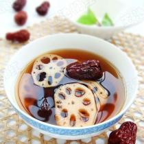 羅漢果蓮藕甜湯的做法