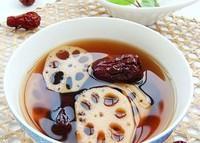 羅漢果蓮藕甜湯的做法圖解4
