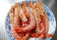 家常乾燒阿根延大紅蝦的做法圖解2