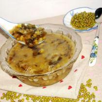 海帶綠豆粥