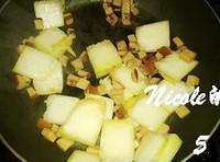 火腿冬瓜湯的做法圖解5