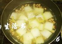 火腿冬瓜湯的做法圖解6