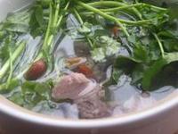 西洋菜排骨湯的做法圖解5