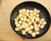可樂豆腐的做法圖解6