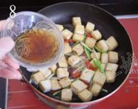 可樂豆腐的做法圖解8