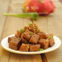 可樂豆腐的做法