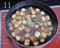 可樂豆腐的做法圖解11