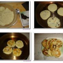 紅薯豆沙餅的做法