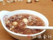 薏米紅豆蓮子粥的做法圖解6