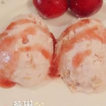 櫻桃冰淇淋的做法