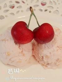 櫻桃冰淇淋的做法圖解4