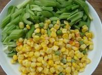 腰果玉米的做法圖解1