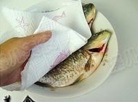 紅燒鯽魚的做法圖解2