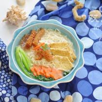 海茸山藥麵