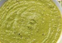 青菜奶油蘑菇濃湯的做法圖解7