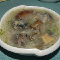 烏骨雞香菇粥