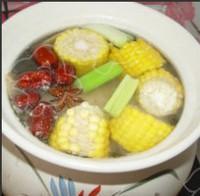玉米大棗雞湯的做法圖解7