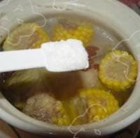 玉米大棗雞湯的做法圖解9