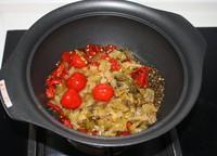 酸菜肉片湯的做法圖解4