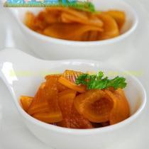 醬蘿卜的做法