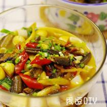 泡椒鱔魚刀削麵