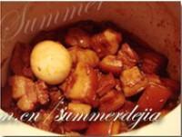 家常紅燒肉的做法圖解4