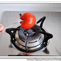 番茄蛋蝦仁的做法圖解1