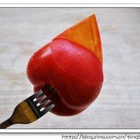 番茄蛋蝦仁的做法圖解3