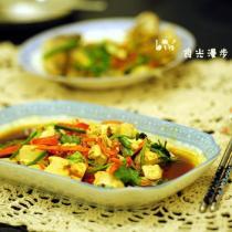 涼拌豆腐的做法