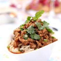 老北京羊肉汆麵