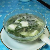 西湖蓴菜湯