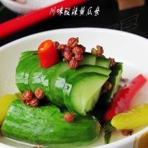 川味酸辣黃瓜條的做法