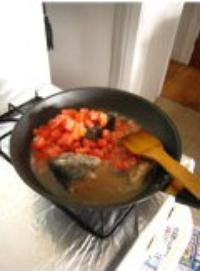 三文魚頭豆腐湯的做法圖解6