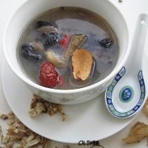 玉竹沙參烏雞湯