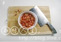 茄汁花生的做法圖解3