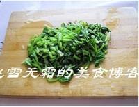 菠菜麵的做法圖解4