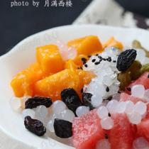 百利甜水果沙冰
