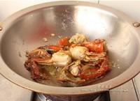 香辣蟹的做法圖解4