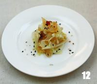 涼拌白菜蜇頭的做法圖解12