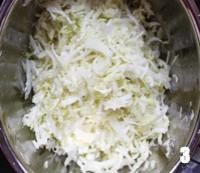 涼拌白菜蜇頭的做法圖解3