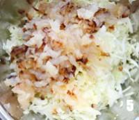 涼拌白菜蜇頭的做法圖解5