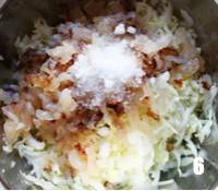 涼拌白菜蜇頭的做法圖解6