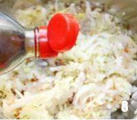 涼拌白菜蜇頭的做法圖解8